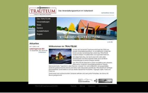 Website Trauteum